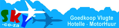 Cheap Flights Goedkoop Vlugte - SKY.co.za